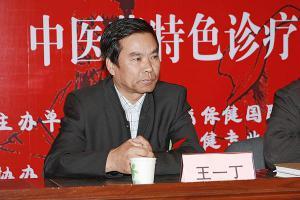 王一丁出席《中医药特色诊疗大会》