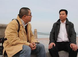 王一丁受邀《琪谈》节目采访